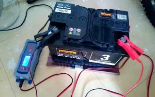 Сколько времени нужно заряжать автомобильный аккумулятор