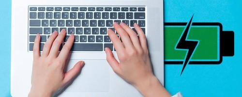 Быстро разряжается батарея на ноутбуке — что делать?