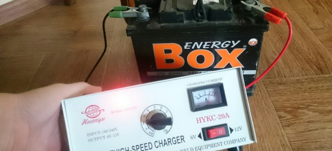 Как заряжать кальциевый аккумулятор?