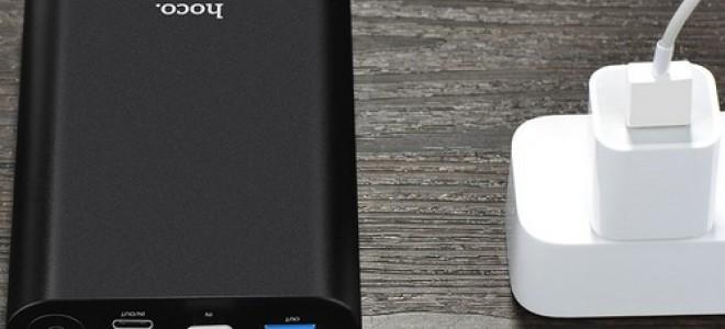 Как заряжать внешний аккумулятор для телефона?