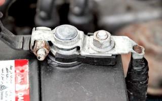 Почему нагреваются плюсовые и минусовые клеммы аккумулятора?