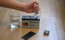 Восстановление гелевых аккумуляторов