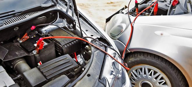 Как прикурить аккумулятор от другой машины правильно