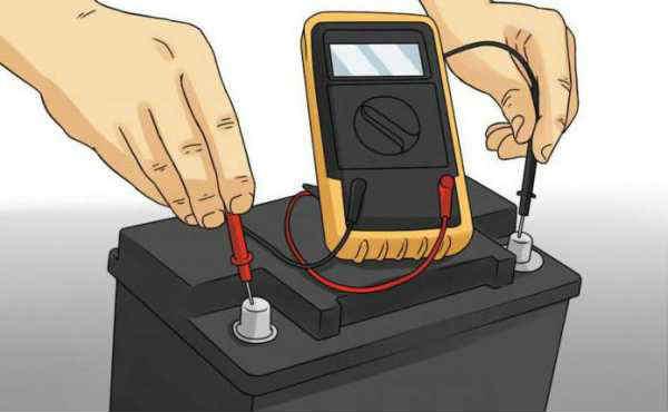 Емкость аккумуляторов