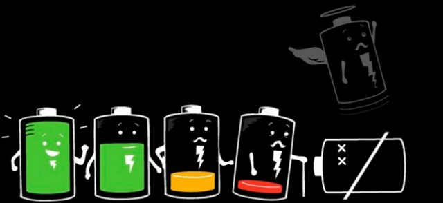 аккумулятор не заряжается